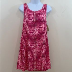 Lucky Brand Sleeveless Casual Dress  NEW  Size L